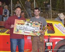 Kyle Yeack Conquers Jim's 100; P. Graham, Martinez, A. Johnson, And Tupper Also Collect Wins
