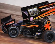 Starks Snares Two More Top Fives to Extend Streak to Eight Straight Races