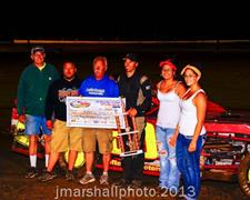 Jeremy Shank Wins The 2013 Shipwreck Beads Northwest Modified Nationals