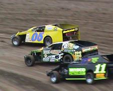 X-Factor Race Cars Adds To Saturday's Shipwreck Beads IMCA Modified Purse
