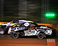Dancin Bare Topless Modified Mayhem 100 Right Around The Corner At SSP