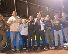 Joey Tanner Scores Second Straight NELMS Victory