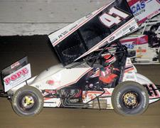 Jason Johnson Banks $10,092 with Fred Brownfield Memorial Triumph; Sweeps Lucas Oil ASCS Weekend!