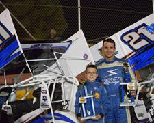 Mann, Schlotfeldt, Foster, Case, And Owen Get Wins In First Night Of SSP Spring Challenge