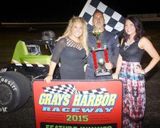Romig, Sweatman, Anderson and Scouller Feature Winners!
