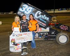 Travis Rilat rules Lucas Oil ASCS at Grays Harbor