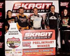 Seth Bergman Stands Tall On Night 2 of Dirt Cup