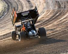 Starks Secures Second Top Five of the Season During Debut at Skagit Speedway