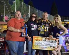 Lockwood, J. Potter, Hopkes, And D. Owen Budweiser Night Victors At SSP