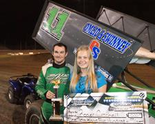 Crockett, Winebarger, S. Mayea, Tanner, And Pierce Historical Night Winners At CGS