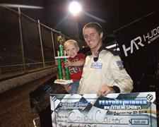 Carter, Hanson, And Jenkinson Pick Up Championship Night Wins At CGS; Three Champions Crowned