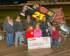 Lemley Lands Northwest Victory in Grays Harbor finale!