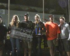 Curtis Towns Wins Night #1 Of Mark Howard Memorial Cottage Grove Speedway Modified Nationals
