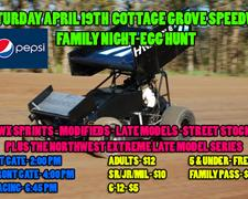 Racing, Easter Egg Hunt, And More On Tap For Pepsi Family Night At CGS By Ben Deatherage
