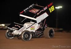 Bruce Jr. Rebounds from Slow Start to Make Short Track Nationals Feature