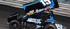 Hafertepe Jr. Nearly Wins Knoxville Nationals Prelim Night