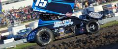 Hafertepe Jr. Earns Best World of Outlaws Result of the Season at Devil's Bowl