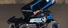 Hafertepe Jr. Fighting Luck Throughout First Three Rounds of Winter Heat Sprint Car Showdown
