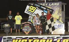 Brady Bacon – Win #11 of Season Comes in Granite City!