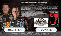 Great Clips, Ultra Wheel, John Christner Trucking To Sponsor Jason Leffler Tribute Car in Chili Bowl Midget Nationals