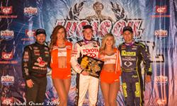 Christopher Bell unstoppable in Chili Bowl Qualifier