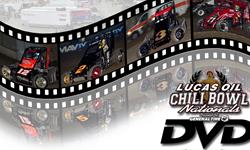 Chili Bowl DVD Sets Ready to Ship