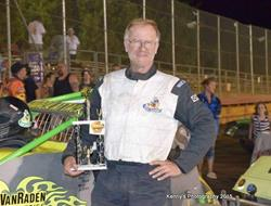 Van Raden Wins First Career NWWT Feature At SSP