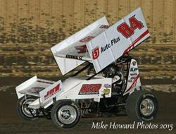 Hanks Records Eighth-Place Result with ASCS Red River at Timberline