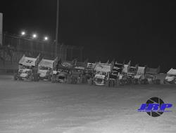Carney sweeps ASCS 305 weekend