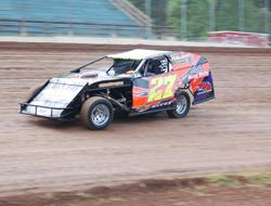 CGS Gets Partial Night Of Racing Completed