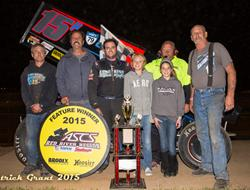 Hafertepe Tops ASCS Red River at Timberline Speedway
