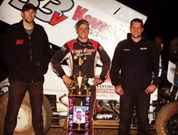 Van Dam Etches Name into History by Winning Inaugural Marvin Smith Memorial