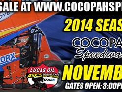 Championship Chase Takes Five to Cocopah Speedway