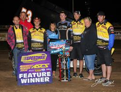 Jack Dover Takes Midwest Regional Checkers at McCool Junction