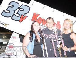 VanDam, Asche, Schnitzer & Wright Capitalize on Championship Night