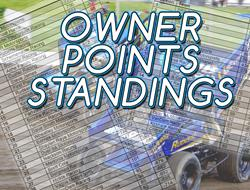 Points Standings Heading into Championship Night
