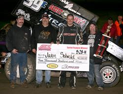 Solwold Strikes for ASCS Northwest Win at Grays Harbor!