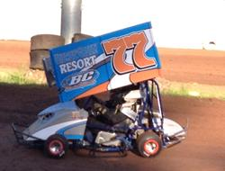 Karts Kick Off Cottage Grove Speedway Weekend