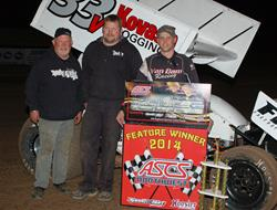 Henry Van Dam Holds Off Competition To Win Night Two At CGS