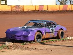 Houck Hopes For Iron Man 100 Victory At SSP
