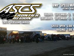 ASCS Frontier set for Final Showdown at BMP Speedway