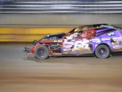 Sunset Speedway Set For Championship Night On Saturday September 13th; Fireworks After Race Are Complete