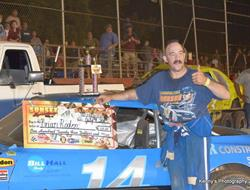 Brian Roden Seeks First Career Jim's 100 Win