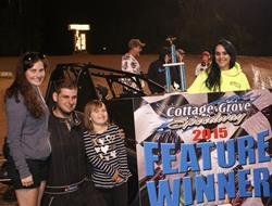 Miller Scores A Dominating Win In NWWT Opener At CGS