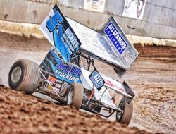 Dills Records Standout Season During First Year in a Sprint Car