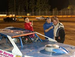 Craig Cassell Collect SSP Budweiser IMCA Modified Track Championship