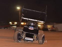 Hafertepe Jr. Rolls to a Top 10 During High Roller Classic with ASCS National Tour