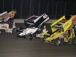 Nick Smith Sails to ASCS Sooner Win at Springfield