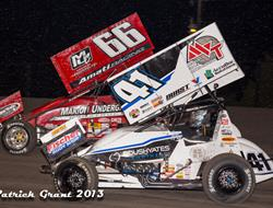 Lucas Oil ASCS to take on Warrior Region at Valley Speedway
