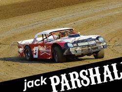 Parshall Seeks Second Championship